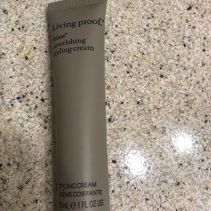 Last one! Living Proof nourishing styling cream